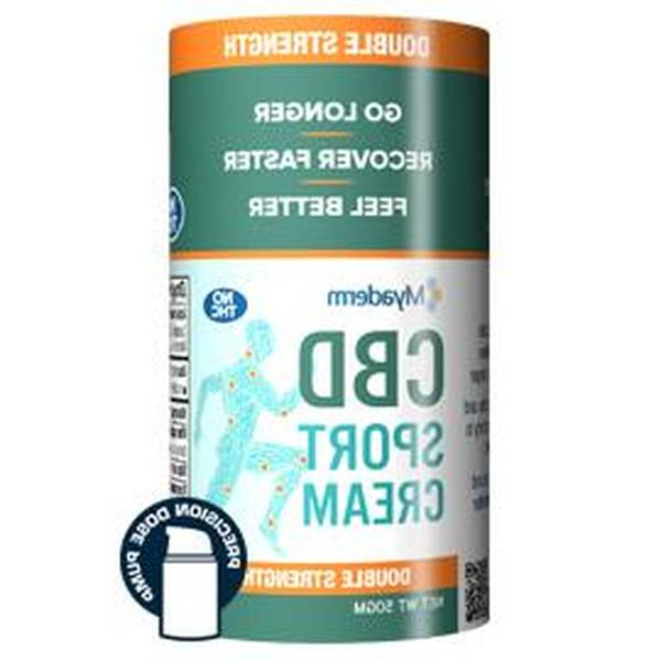 CBD sport products Hooverball