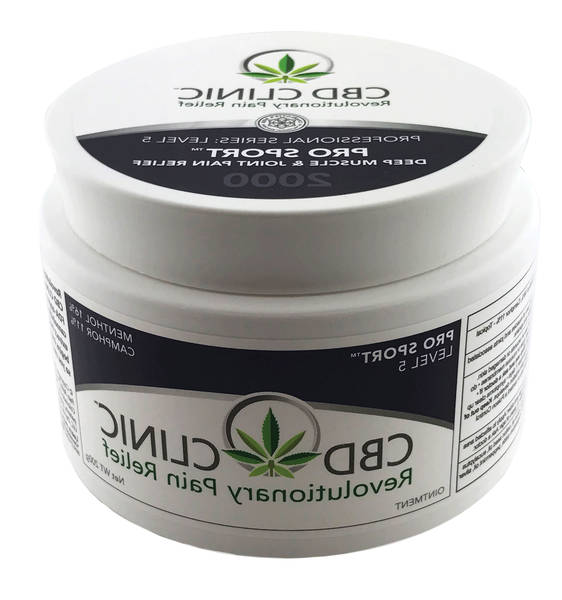 CBD pro sport pain relief Water Polo